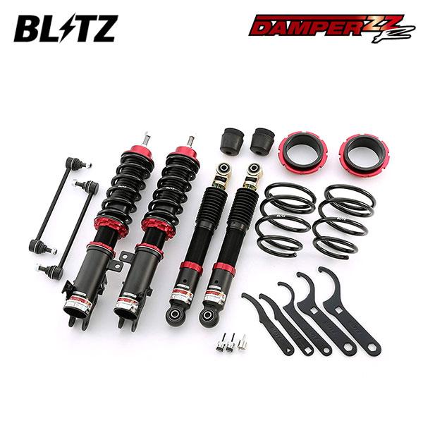 BLITZ ブリッツ 車高調 DAMPER ZZ-R 92494 ハスラー MR31S MR41S 14/01~ R06A (Turbo/NA) Turbo/NA共通 2WD