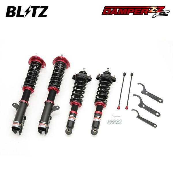 BLITZ ブリッツ 車高調 DAMPER ZZ-R 92504 アウトランダーPHEV GG2W GG3W 13/01~ 4B11/4B12