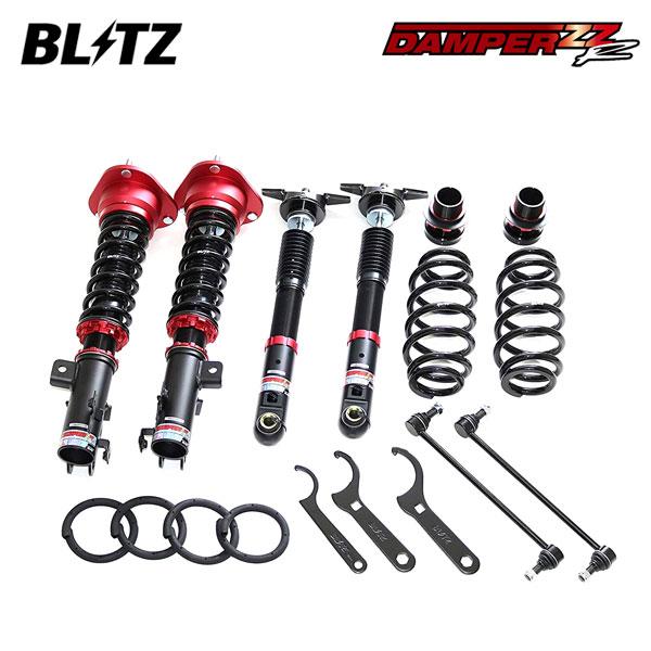 BLITZ ブリッツ 車高調 DAMPER ZZ-R 92512 カローラスポーツ NRE210H 18/06~ 8NR-FTS 2WD