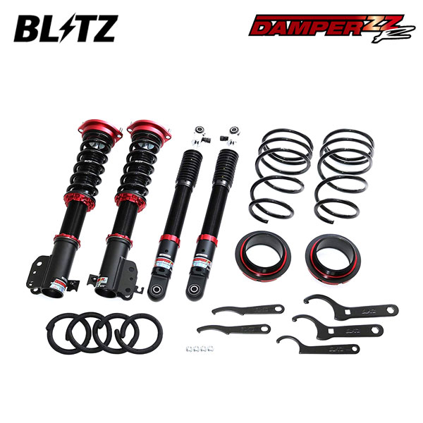 BLITZ ブリッツ 車高調 DAMPER ZZ-R 92513 エッセ L235S 05/12~ KF 2WD専用