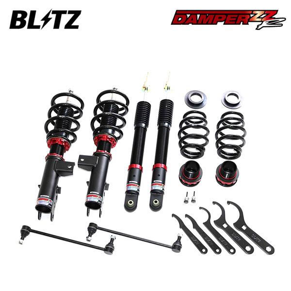 BLITZ ブリッツ 車高調 DAMPER ZZ-R 92517 メルセデス・ベンツ A180 W176 12/11~ 270 2WD専用