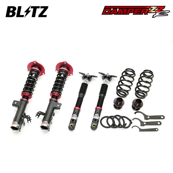 BLITZ ブリッツ 車高調 DAMPER ZZ-R 92522 レクサス ES AXZH10 18/10~ A25A-FXS