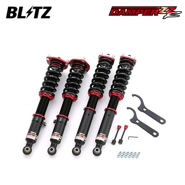 BLITZ ブリッツ 車高調 DAMPER ZZ-R 92750 アリスト JZS160 JZS161 97/08~ 2JZ-GE 2JZ-GTE