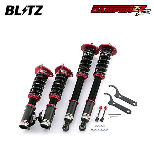 BLITZ ブリッツ 車高調 DAMPER ZZ-R 92756 シルビア S15 99/01~ SR20DE SR20DET