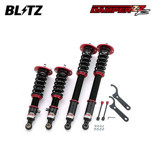 BLITZ ブリッツ 車高調 DAMPER ZZ-R 92757 スカイライン ECR33 93/08~98/05 RB25DET Turbo専用