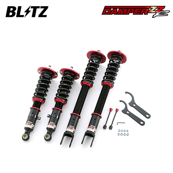 BLITZ ブリッツ 車高調 DAMPER ZZ-R 92758 スカイライン ER34 98/05~01/06 RB25DET HICAS(Turbo)/GT-V専用