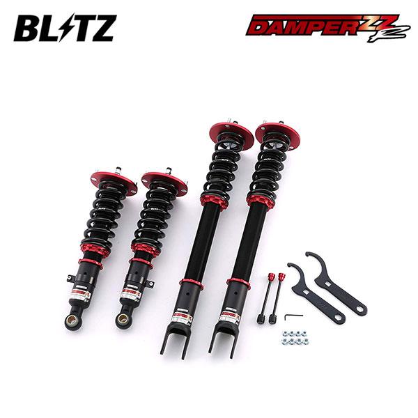 BLITZ ブリッツ 車高調 DAMPER ZZ-R 92760 スカイラインGT-R BNR34 99/01~ RB26DETT
