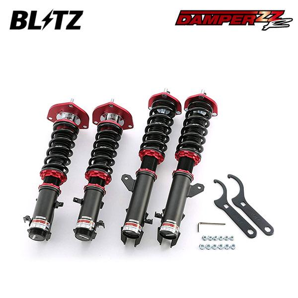 BLITZ ブリッツ 車高調 DAMPER ZZ-R 92787 MR-S ZZW30 99/10~ 1ZZ-FE