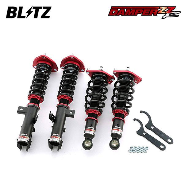 BLITZ ブリッツ 車高調 DAMPER ZZ-R 92795 ウィッシュ ZGE20W 12/04~ 2ZR-FAE 1.8Sグレード
