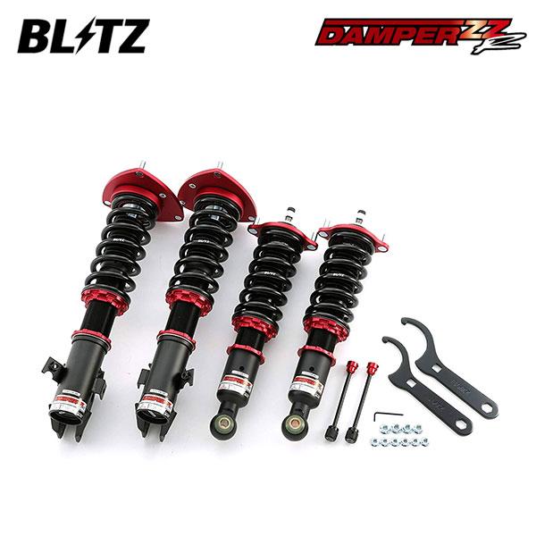 BLITZ ブリッツ 車高調 DAMPER ZZ-R 92799 レガシィB4 BL5 03/06~09/05 EJ20(Turbo)