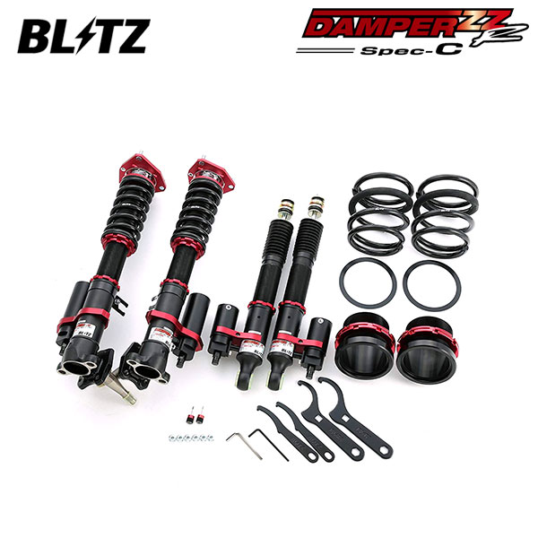 BLITZ ブリッツ 車高調 DAMPER ZZ-R Spec-C 93121 カローラレビン AE86 83/05~87/05 4A-GE