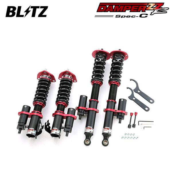 BLITZ ブリッツ 車高調 DAMPER ZZ-R Spec-C 93123 シルビア S15 99/01~ SR20DE SR20DET