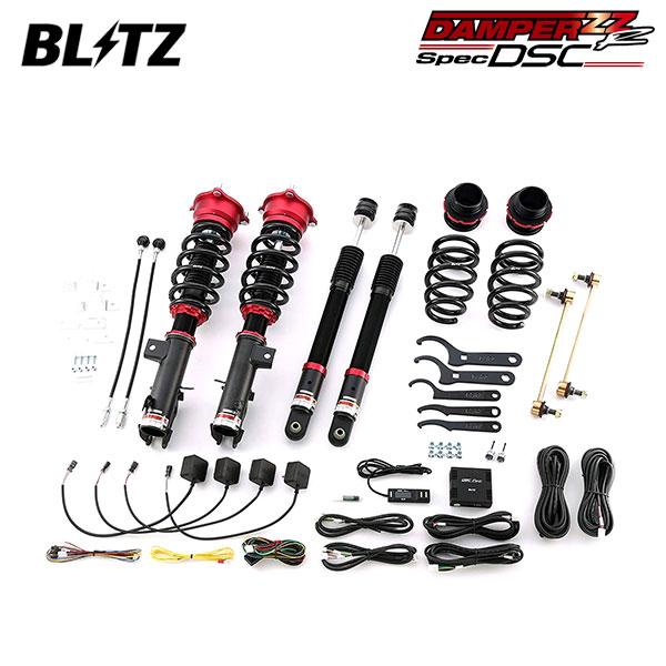 BLITZ ブリッツ 車高調 DAMPER ZZ-R DSC 93315 オデッセイ RC1 13/11~ K24W 2WD ※沖縄・離島 送料2160円(税込)