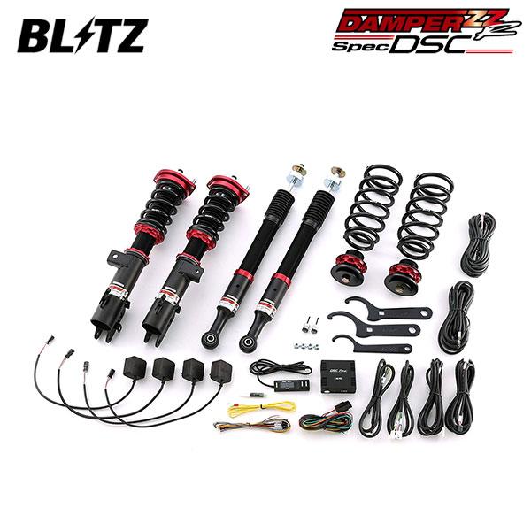 BLITZ ブリッツ 車高調 DAMPER ZZ-R DSC 93326 ムーヴキャンバス LA800S 16/09~ KF-VE 2WD ※沖縄・離島 送料2160円(税込)