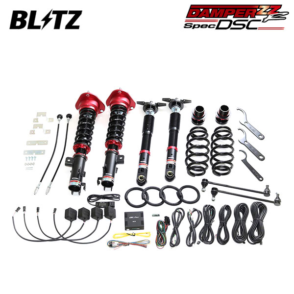 BLITZ ブリッツ 車高調 DAMPER ZZ-R 93512 カローラスポーツ ZWE211H 18/06~ 2ZR-FXE 2WD ※沖縄・離島 送料2160円(税込)