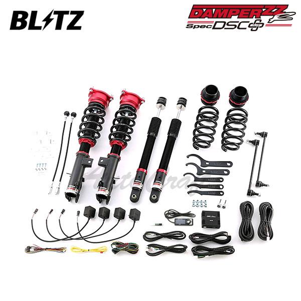 BLITZ ブリッツ 車高調 DAMPER ZZ-R DSCプラス 98314 オデッセイ RC2 13/11~ K24W 4WD ※沖縄・離島 送料2000円(税別)