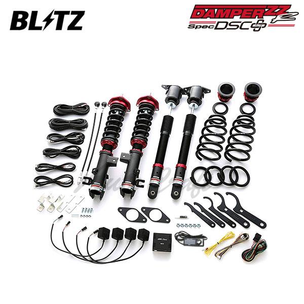 BLITZ ブリッツ 車高調 DAMPER ZZ-R DSCプラス 98319 アクセラセダン BMLFP 17/09~ S5-DPTS