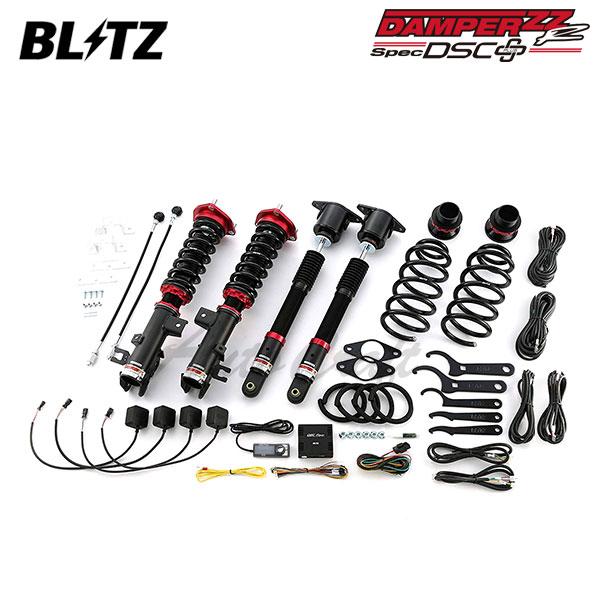 BLITZ ブリッツ 車高調 DAMPER ZZ-R DSCプラス 98331 アクセラハイブリッド BYEFP 13/11~ PE-VPH