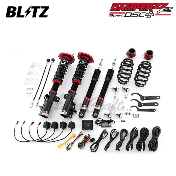 BLITZ ブリッツ 車高調 DAMPER ZZ-R DSCプラス 98354 セレナ NC26 FNC26 10/11~16/08 MR20DD 4WD ハイウェイスター共通