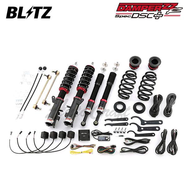 BLITZ ブリッツ 車高調 DAMPER ZZ-R DSCプラス 98379 フリードハイブリッド GB8 16/09~ LEB 4WD