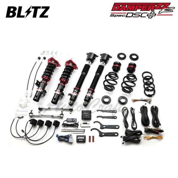 BLITZ ブリッツ 車高調 DAMPER ZZ-R DSCプラス 98395 シビック タイプR FK8 17/09~ K20C ※沖縄・離島 送料2000円(税別)