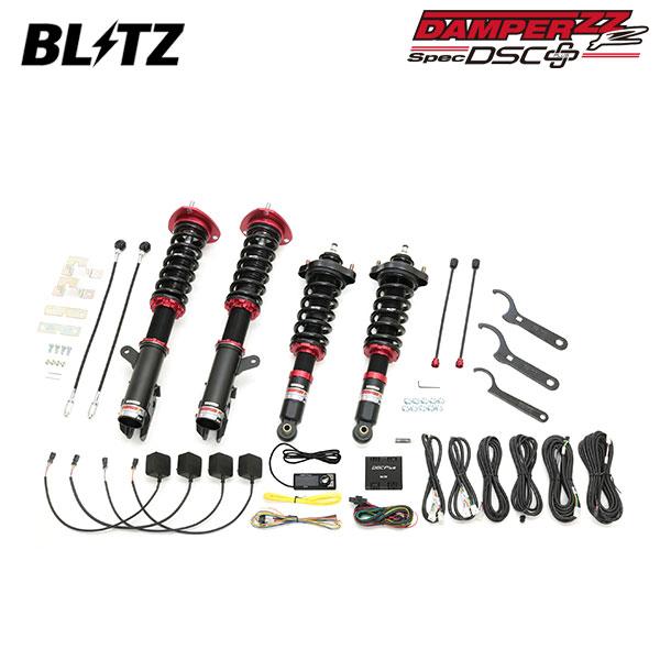 BLITZ ブリッツ 車高調 DAMPER ZZ-R DSCプラス 98504 アウトランダーPHEV GG2W GG3W 13/01~ 4B11/4B12