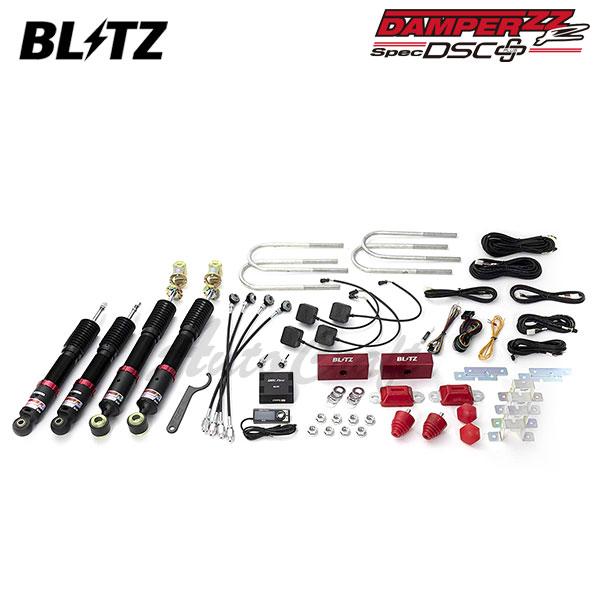 BLITZ ブリッツ 車高調 DAMPER ZZ-R DSCプラス 98514 ボンゴブローニイバン TRH200M 19/5~ 1TR-FE ※沖縄・離島 送料2000円(税別)