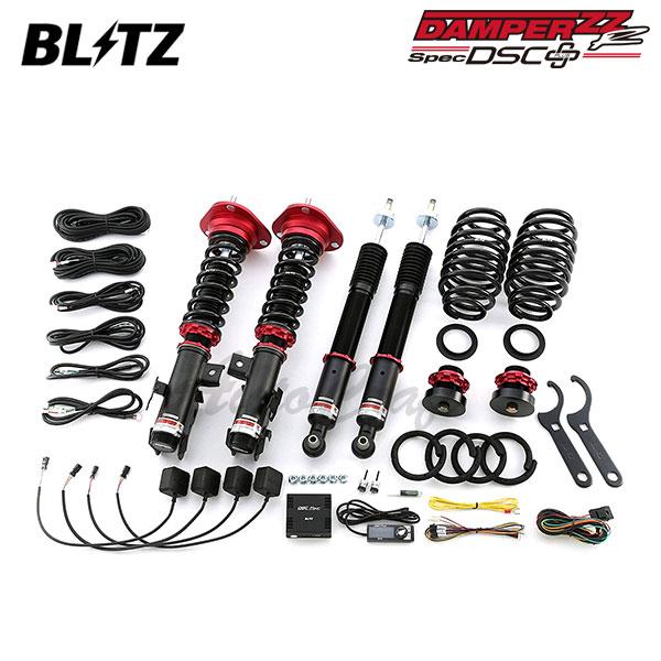 BLITZ ブリッツ 車高調 DAMPER ZZ-R DSCプラス 98754 プリウス ZVW30 09/05~15/12 2ZR-FXE ※沖縄・離島 送料2000円(税別)