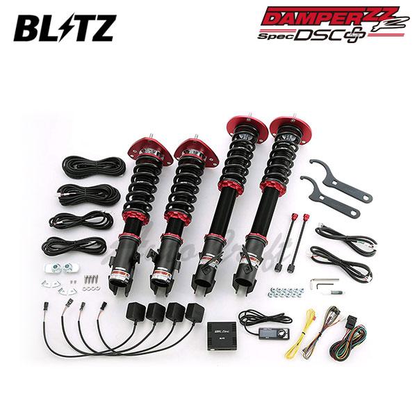 BLITZ ブリッツ 車高調 DAMPER ZZ-R DSCプラス 98769 インプレッサ GDB 04/06~07/06 EJ20 E-G型 ※沖縄・離島 送料2000円(税別)