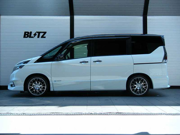 BLITZ ブリッツ 車高調 DAMPER ZZ-R 92533 セレナ HC27 HFC27 18/03~ HR12-EM57 e-POWER専用 ※沖縄?離島 送料2000円(税別)