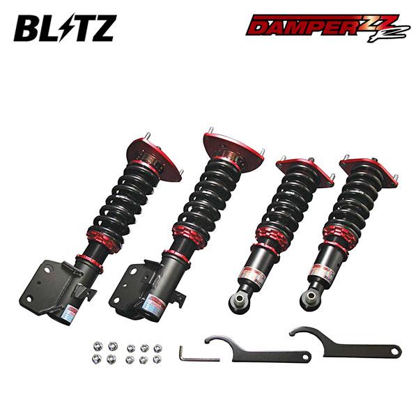 BLITZ ブリッツ 車高調 DAMPER ZZ-R 92509 レガシィアウトバック BS9 14/10~ FB25 ※沖縄・離島 送料2000円(税別)