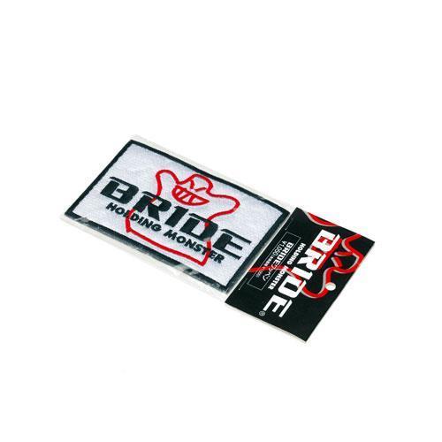 メーカー公式ショップ BRIDE ブリッド ご予約品 BRIDEバケモンワッペン ※北海道 沖縄 離島は要確認