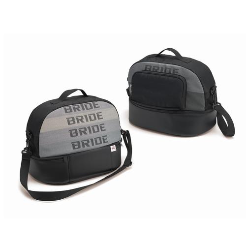 BRIDE ブリッド BRIDEヘルメットバッグ グラデーションロゴ ※北海道・沖縄・離島は要確認