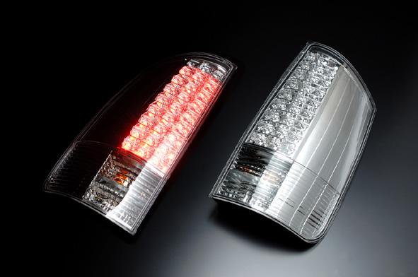クリアワールド トヨタ ヴォクシー [AZR60/AZR65G] LEDテールランプ クリアレンズ