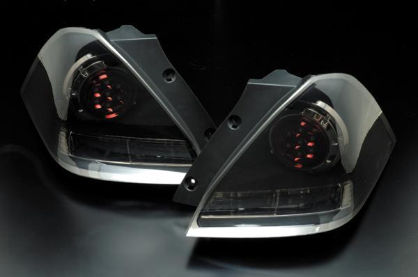 クリアワールド ホンダ オデッセイ [RB1/RB2] LEDユーロテールランプ スモークレンズ