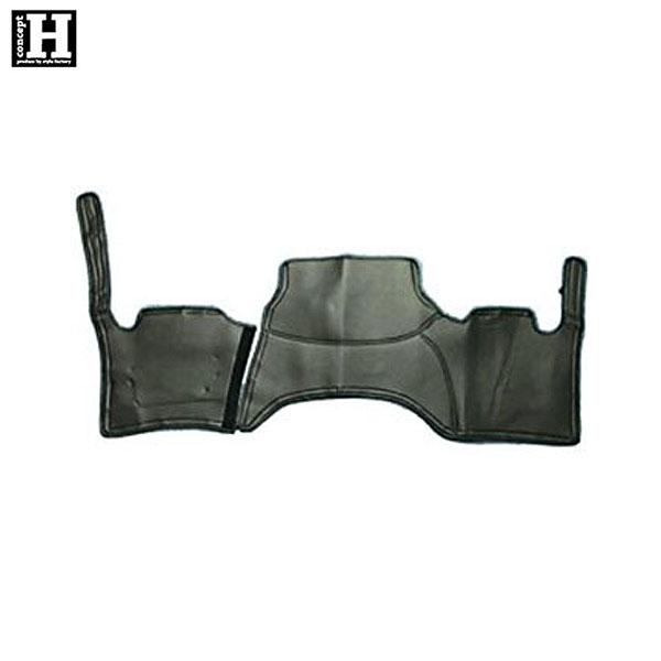 [concept H] フロントデッキカバー ハイエース 200系 標準ボディ 1型~3型前期 [スーパーGL]