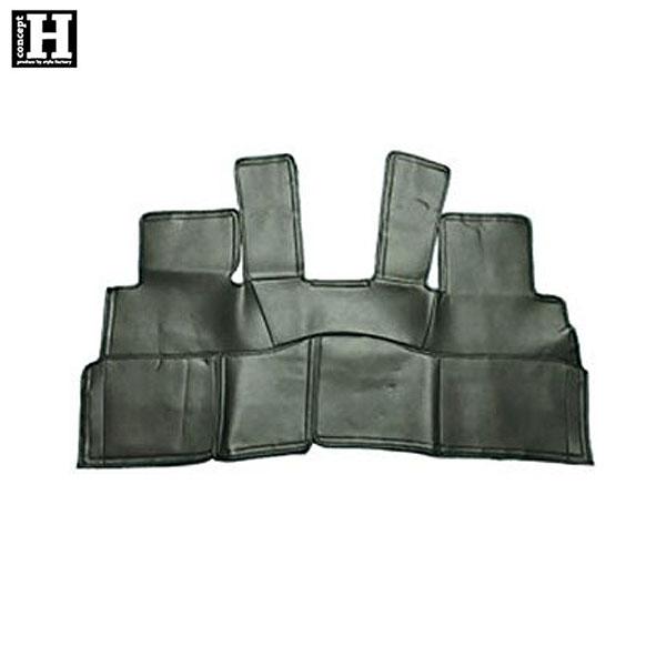 [concept H] リアデッキカバー ハイエース 200系 標準ボディ 1型~4型 [スーパーGL]
