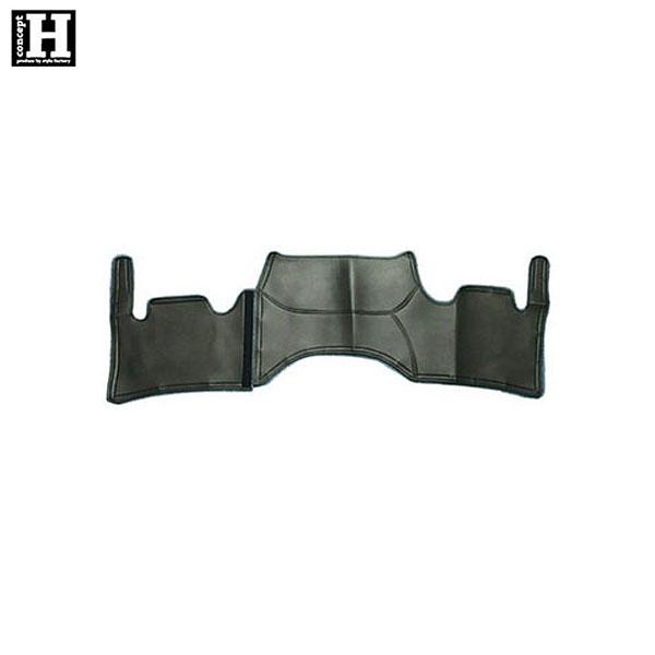 [concept H] フロントデッキカバー ハイエース 200系 ワイドボディ 1型~3型前期 [スーパーGL]