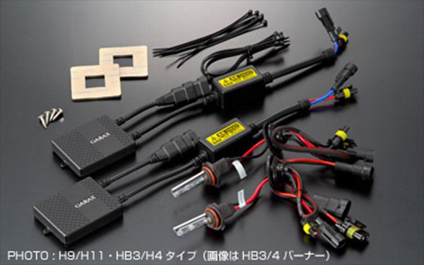 汎用HIDキット 3G COVRA H9/H11 6000K