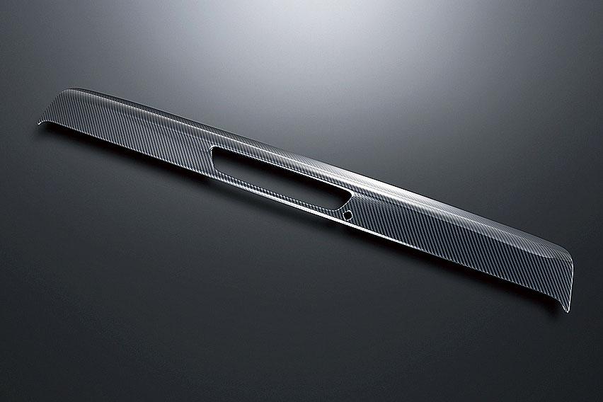 CRS ESSEX リアウィング ABS製 カーボンレイヤー NV350キャラバン E26 2012年6月~ ノーマルボディ用 北海道・沖縄・離島は要確認