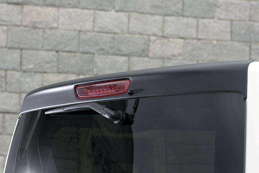 CRS ESSEX リアウィング ABS製 シボ NV350キャラバン E26 2012年6月~ ノーマルボディ用 北海道・沖縄・離島は要確認