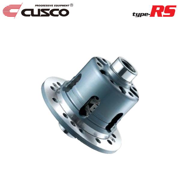 [CUSCO] クスコ プラド専用LSD タイプRS 初期設定2way(1&2way) リヤ ランドクルーザープラド RZJ90W 1996年05月~2002年10月 3RZ-FE 2.7 4WD MT/AT 標準デフ:オープン