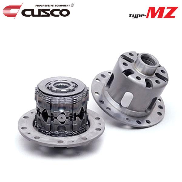[CUSCO] クスコ LSD タイプMZ 2way(1&2way) リヤ カプチーノ EA21R 1995年05月~1998年10月 K6A 0.66T FR MT 標準デフ:オープン/ヘリカル