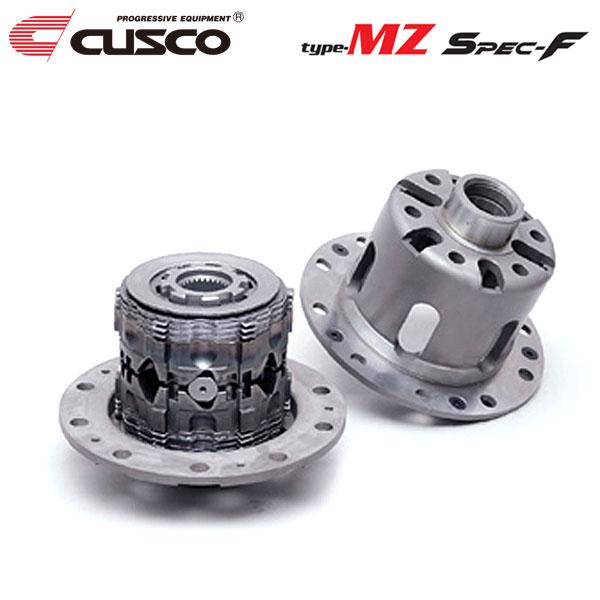 [CUSCO] クスコ LSD タイプMZ スペックF 2way(1.5&2way) リヤ スカイライン ENR33 1993年08月~1996年12月 RB25DE 2.5 4WD MT 標準デフ:ビスカス:オートクラフト