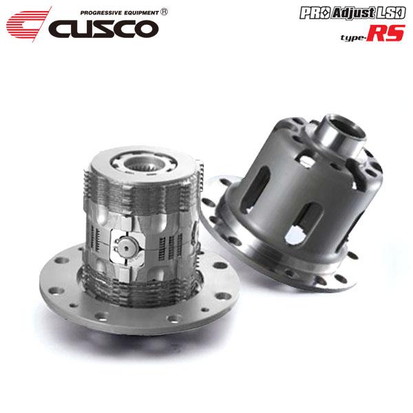[CUSCO] クスコ プロ・アジャストLSD タイプRS 初期設定1way、1.5way・2way可 フロント ランサーエボリューションXI MR CT9A 2006年08月~2007年01月 4G63 2.0T 4WD MT ACD付