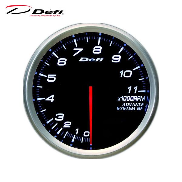 Defi デフィ Defi-Link Meter ADVANCE BF Φ80 タコメーター 0RPM~11000RPM ホワイト