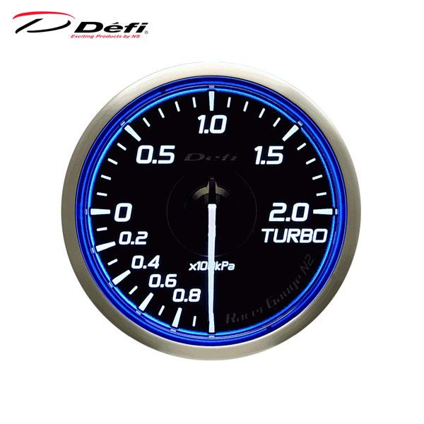 Defi デフィ Racer Gauge N2 Φ60 ターボ計 -100kPa~+200kPa