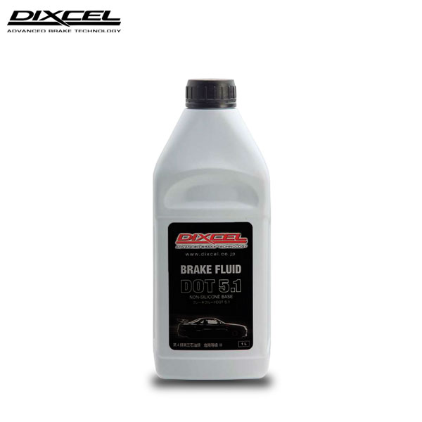[DIXCEL] ディクセル ブレーキフルード DOT 5.1 1L缶 10本/1ケース
