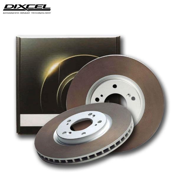 DIXCEL ディクセル ブレーキローター HDタイプ フロント メルセデスベンツ G463/W463 G500/G500L 463247/463248/463249/463241 98/8~ フロントアクスルNo:~R163399