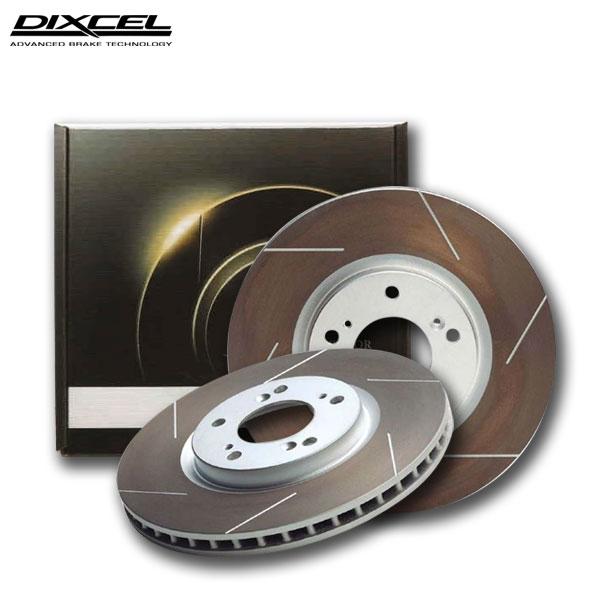 DIXCEL ディクセル ブレーキローター HSタイプ フロント用 ボルボ V60 T5 2.0T (FF) ZB420 18/09~